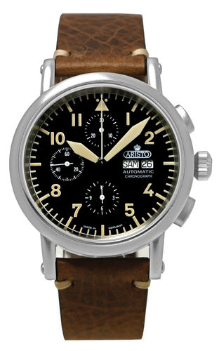 ARISTO Vintage Flieger Chrono